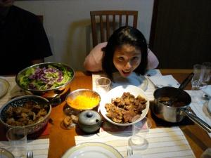 Jenny likes Meat