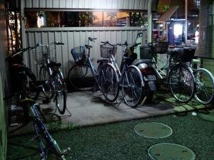 Bike Parking Area 2